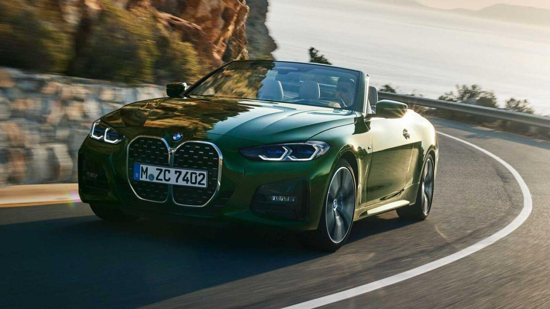 BMW 4-Series 2021 Convertible lên kệ với giá khởi điểm 1,2 tỷ đồng
