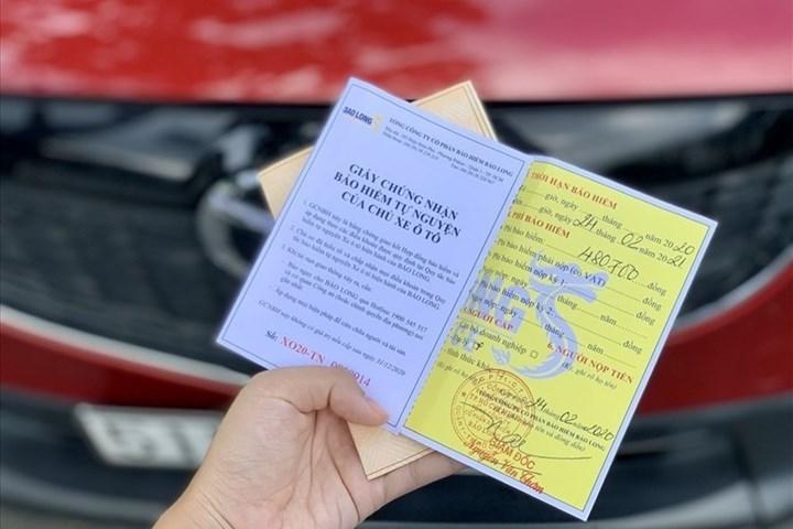 Mức đóng bảo hiểm bắt buộc đối với các loại xe ô tô từ 1/3/2021 là bao nhiêu?