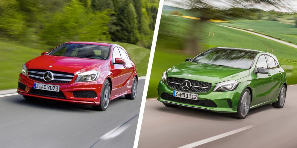 Có nên mua xe phiên bản Facelift?