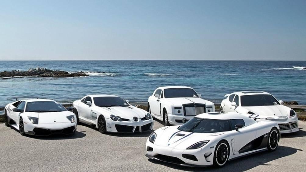 5 bước để giữ ô tô màu trắng luôn như mới