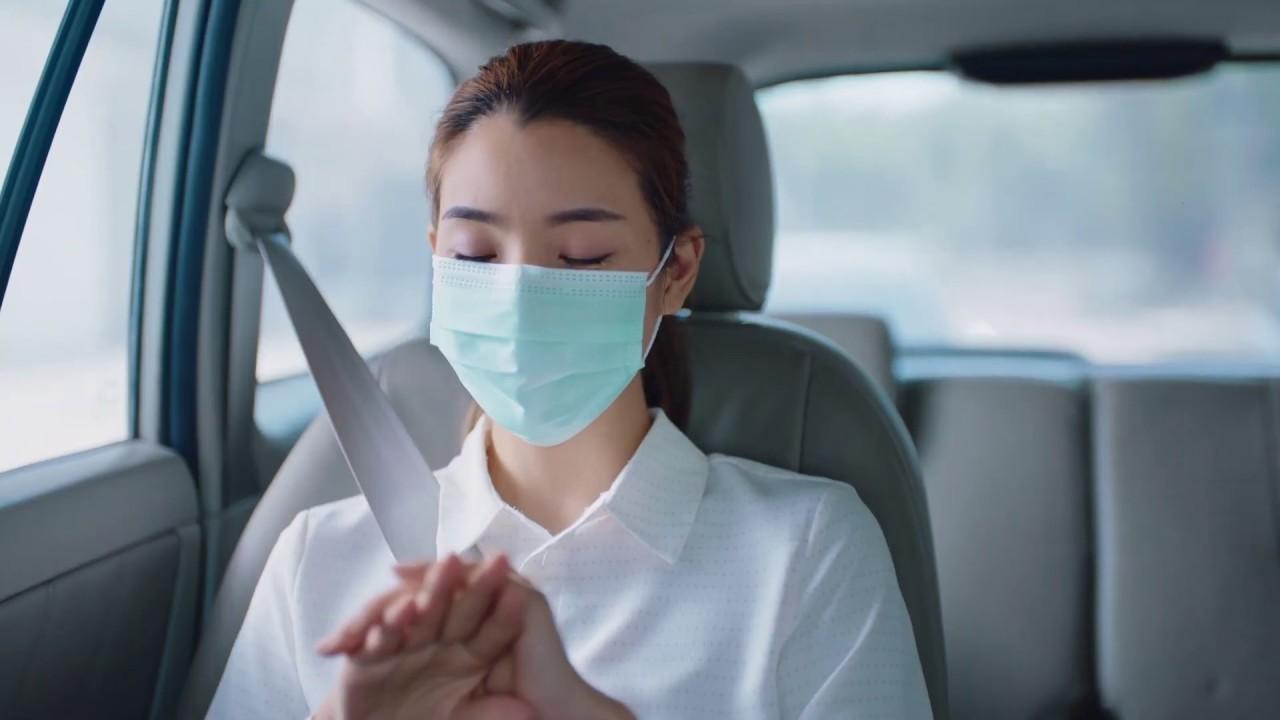 Những vật dụng cần có trên xe ô tô trong mùa COVID-19